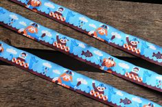 Woven Ribbon Vikings by treuepfand on Etsy, €1.70
