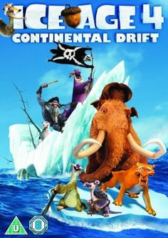 Free Download Movie Ice Age Continental Drift 2012 DVDRip XviD