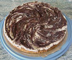 Beste Rezeptesammlung: Schneegestöber - Torte