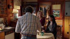 Casey McMurtry (Victoria Pratt) Jack Jade Virani (Madison Cheeatow).