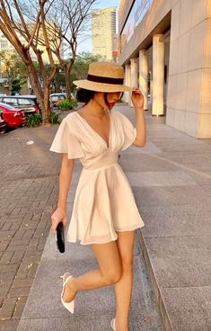 V Neck Homecoming dresses , Short Sleeves Homecoming Dress - - Edeline Ca. - - V Neck Homecoming dresses , Short Sleeves Homecoming Dress – – Source by Mode Outfits, Sexy Outfits, Casual Outfits, Dress Casual, 50s Outfits, Hipster Outfits, Fashionable Outfits, Teenager Outfits, White Outfits