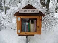 Great Reading Ideas: The Little Free Library - Childrens Bookstore