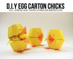 Egg Carton DIY (10+ Awesome D.I.Y Ideas & Tutorials)