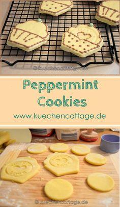 Peppermint-Cookies | Küchencottage http://kuechencottage.de/peppermint-cookies…