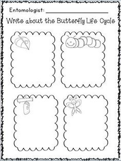 Insects Writing Research Unit w/Literacy/Math  Freebie in the download preview.  Updated some pages with new WHIMSY CLIPS!!!! :o)
