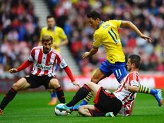 Sunderland 1 Arsenal 3 match report: Mesut Özil makes instant Arsenal Pictures, Sunderland Afc, Arsenal Fc, Arsenal Football, Football Love, North London, One Team, Premier League, Soccer