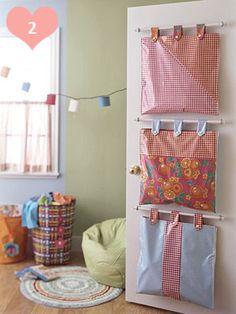 11 ideias criativas de organizadores decorativos - com PAP