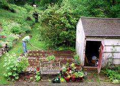 I want a garden just like this