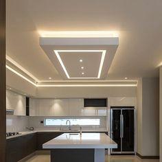 Down Ceiling Design, Kitchen Ceiling Design, Simple False Ceiling Design, Gypsum Ceiling Design, Interior Ceiling Design, House Ceiling Design, Ceiling Design Living Room, Bedroom False Ceiling Design, Kitchen Room Design