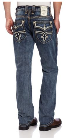 #Rock #Revival Men's Willy #Jeans $105.45 Save 28% (Retail: $148)