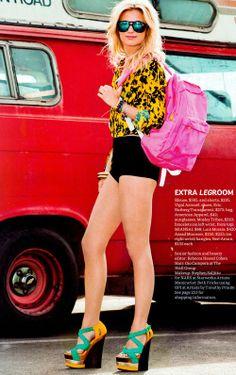 Emily Vancamp. Love her!!