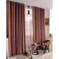 Colorful Printing Blackout and Thermal designer curtains and drapes. Thick polyester fabric good idea to work well on light shading, heat insulation and privacy protection. Best for bedroom and hotel occasions. Drapes Curtains, Valance, Pink Shower Curtains, Pink Showers, Curtain Length, Princess Room, How To Make Curtains, Custom Drapes