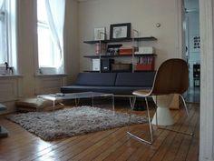 Organize a sofa area