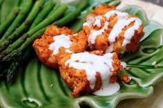 Buffalo Chicken Quinoa Bites - buffalo chicken bite CLONES using quinoa! DELICIOUS!