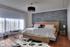 Schlafzimmer Grau - 88 Schlafzimmer mit deutlicher Präsenz von Grau ...