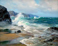 charles vickery painting