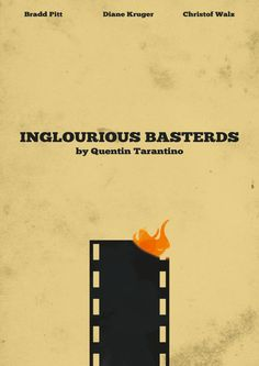 Minimal Movie Poster on Behance, One poster a day, 05/02/2013