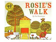 Rosie's Walk by Pat Hutchins from damsonlane.com