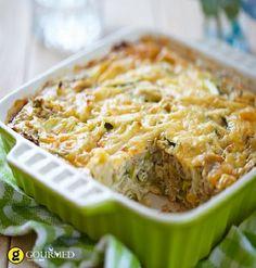 Κολοκυθόπιτα με φέτα ή ξυνομυζήθρα - gourmed.gr