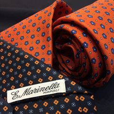 Clash of colours #emarinella #silk #tie #flower #pattern #newarrival #landmarkhk #gentleman #musthave #accessories #style #dapper #dashing #sprezzatura #sprezza #timeless #elegance #class #hongkong #naples