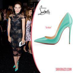Sophia Bush in Christian Louboutin So Kate Patent Leather Pumps - ShoeRazzi