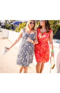 Adrianna Papell Fit & Flare Dress & Accessories | Nordstrom