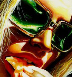 Artwork by Steve Smith - ego-alterego.com artist website is stevesmithartwork.com