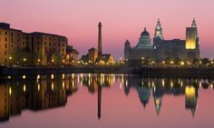 Liverpool Waters is one of the proposed enterprise zones