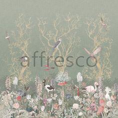 Фрески и фотообои Affresco, 3 | Каталог фресок и фотообоев на стену