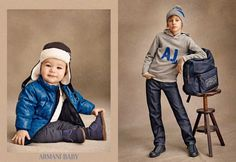 Online Designer Teen Clothing Boys Fashion Kids Armani