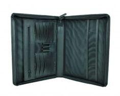 Elegantné-kožené-spisovky-vyrobené-z-kvalitnej-a-odolnej-kože.-Spisovky-slúžia-ako-elegantné-púzdro-na-uloženie-rôznych-spisov Leather Briefcase, Leather Bag, Black Leather, Leather Folder, Document Holder, Business Gifts, Briefcases, Wallet, Messenger Bags