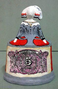 35 Original Artworks curated by Annie Shapiro, Objects d'art / Cabinet of Curiosities. Original Art Collection created on Art Cabinet, Cabinet Of Curiosities, Sculpture Painting, Sculptures For Sale, Snow Globes, Saatchi Art, Original Artwork, Objects, The Originals
