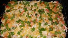 Creamy Seafood Casserole (Low Carb) Recipe
