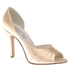 champagne colored shoes - Google Search