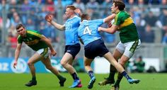 """Growing up in the Kingdom, you always felt you had more than a fighting chance against anybody on a football pitch — it's bred into you from the earliest days. Like John B Keane famously coined: """"A Kerry footballer with an inferiority complex is one who feels he's only as good as everybody else."""""""