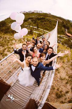 En Eğlenceli Düğün Fotoğrafları, Ankara Dış Çekim Düğün Fotoğrafları Sabri Peşmen