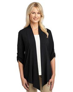 Womens Shrug   Buy Spandex Port Authority Womens Concept Shrug