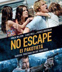 No Escape (Blu-ray) 14,95e