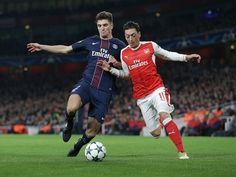 Thomas Meunier: 'I would like to play in the Premier League'