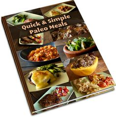 Paleo CookBook 30 day meal plan An additional cookbook with 30 quick and simple complete Paleo meal recipes. Recipes such as: Flank Steak with Cherry Tomato Salad , Beef Kabobs with BBQ Eggplant and Herb Roasted Chicken Breast with Pan-Fried Vegetables. Best Paleo Cookbook, Cookbook Recipes, Wine Recipes, Paleo Recipes Easy, Meal Recipes, Lunch Recipes, Yummy Recipes, Recipies, Rich Recipe