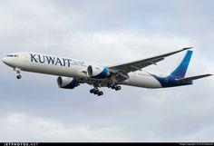 Kuwait Airways Boeing 777-300/ER
