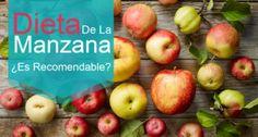 Dieta De La Manzana, ¿Es Recomendable?