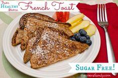 Trim Healthy Mama French Toast