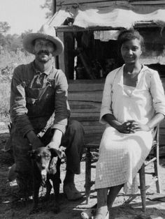 Black Archive : found Share Croppers possibly in Saint Louis 1938