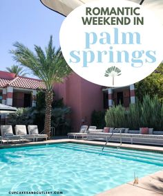 Looking for a romantic getaway? Spend a romantic weekend in Palm Springs. It's within driving distance from just about anywhere in Southern California. This hotel is quiet and cool and a great place to spend a relaxing weekend with your partner. Weekend Trips, Weekend Getaways, Palm Springs Hotels, Girlfriends Getaway, Plan My Trip, Sands Hotel, Great Restaurants, Romantic Getaways
