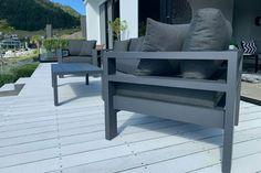 coast lounge charcoal