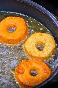 Cinnamon Sugar Donuts   27 Delicious Recipes To Try On Your Next Camping Trip