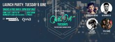 Grease Bangkok presents Chill Out Tuesdays Launch Party! #Bangkok #Nightlife #ClubLife
