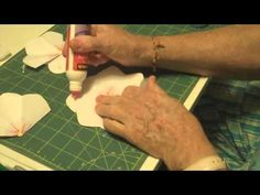 This is a tutorial on how to make a very easy pop-up flower card. This project is already on You Tube, but one is on fast speed with no talking, and the othe...