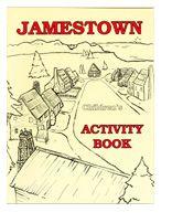 """Jamestown Activity Book """